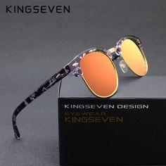 315fd87a52d46f cool Kingseven Hot Fashion UV400 Polarized for Men with Case P3016 Men s  Sunglasses, Polarized Sunglasses
