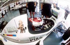 Jos Verstappen - Tyrrell 025 (Ford) - 1997 -