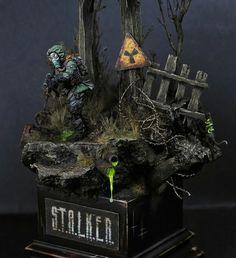 S.T.A.L.K.E.R diorama
