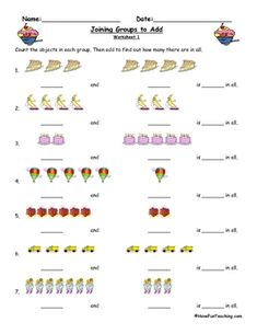 To find out how many there are in all 5 different worksheets more