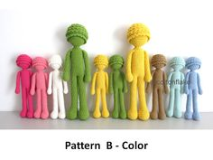 Amigurumi Human Doll : 1000+ images about Amigurumi - doll body pattern on ...
