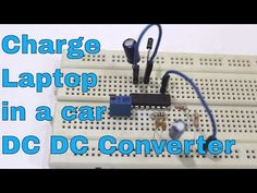 (1) SMPS | 12V to 220V | Charge your Laptop in a car - YouTube