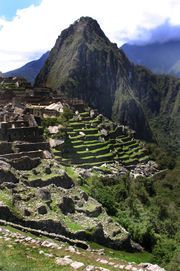 Machu Picchu  Been there! Beautiful