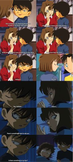 ✖ @CharmingMystery ✖ Ep 335, A Woman's Intuition, Part 2 DetectiveConan