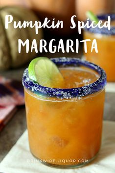 Have you finally hit you pumpkin spiced latte limit? We have a solution: a #Margarita. Swap out that espresso for tequila, so you can still represent fall, but with a boozy cocktail twist! #cocktaildrinks