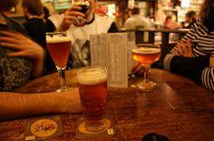 Cerveja BOCK - outono em Amsterdam Cerveja em Amsterdam