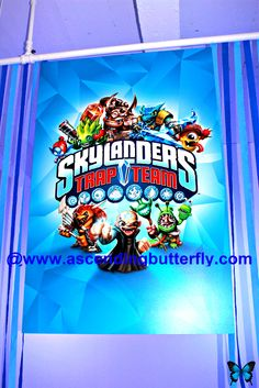 Skylanders Trap Team Suite at Blogger Bash Sweet Suite 2014 NYC Blogging Conference - http://www.ascendingbutterfly.com/2014/08/to-bloggerbashnyc-with-love.html