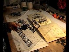 This film is about Chinese-born writer and artist Yu Rong who now lives in Cambridge. She illustrated her new book about a Mynah bird using paper-cutting tec. Paper Cutting, Cambridge, New Books, Writer, Chinese, Bird, Illustration, Artist, Sign Writer