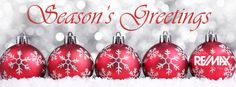Seasons' Greetings from #REMAX. Bellevue Eastside Homes/ Maple Valley Homes and Real Estate!
