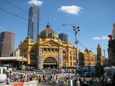 Melbourne - my favourite in Australasia: has the most fantastic Victorian architecture and some of the most charming suburbs of any city I've seen