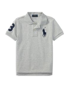 Ralph Lauren Childrenswear Boys' Polo - Little Kid