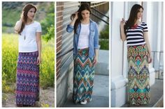 Summer Printed Maxi Skirts - Just $14.99! - http://www.pinchingyourpennies.com/summer-printed-maxi-skirts-just-14-99/ #Maxiskirts, #Pickyourplum, #Pinchingyourpennies, #Summerskirts