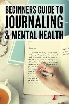 Journaling for mental health: 20 tips and writing prompts to teach you how to start journaling for anxiety and depression, and how to keep the momentum going! Journaling for Mental Health Start Writing, Writing Prompts, Writing Journals, Journaling For Anxiety, Journaling For Depression, Art Journaling, Therapy Journal, Mental Health Journal, Mindfulness