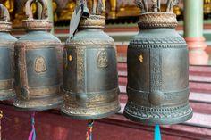 Temple bells in Bangkok