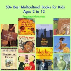 Top 50: Best Multicultural Children's Books :: PragmaticMom