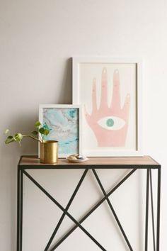 Barbara Dziadosz Lucky Five Art Print - Urban Outfitters