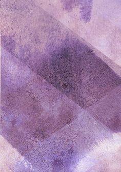 Purple Abstract - mila blau