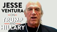 Governor Jesse Ventura (actor and author) joins Dave Rubin to discuss his views on Trump, Hillary, Bernie, Immigration, and conspiracy theories. ***Subscribe...