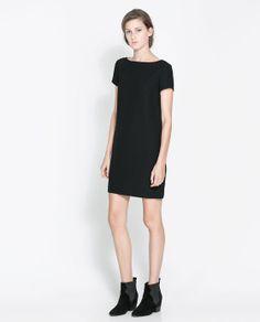 ZARA - WOMAN - DRESS WITH LACE BACK