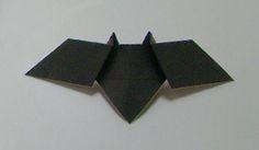 simple origami bat