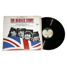 "The Beatles ""The Beatles' Story"" Stbo 2222 2xLP Reissue Gatefold 