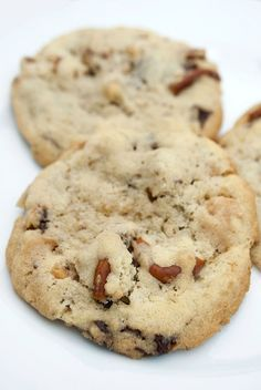 Schoko-Brezel-Karamell-Cookies ❁❁ pinterest : alinenathalieep ❁❁