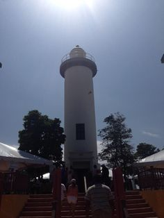 Light house in Puerto Rico.