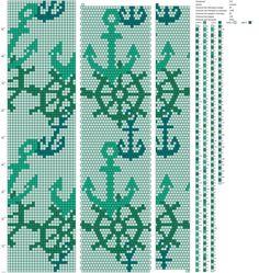 Жгуты из бисера схемы Crochet Bracelet Pattern, Crochet Beaded Bracelets, Bead Crochet Patterns, Bead Crochet Rope, Beading Patterns, Beaded Crochet, Beaded Beads, Beaded Necklace Patterns, Peyote Stitch Patterns