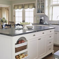 Better Homes & Gardens lists their favorite countertop materials, soapstone is mentioned more than once.... just sayin :)