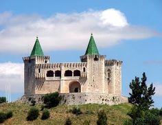 Castelo de Porto de Mós , Lusitania Portugal