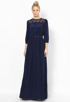 927d71a1a0b Buy MANGO Navy Blue Colored Solid Skater Dress Online - 2840949 - Jabong