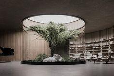 Sergey Makhno Architects' Underground House Plan B.