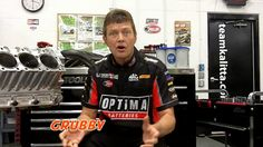 Grubby's Garage is back! Ask OPTIMA-sponsored Top Fuel driver, David Grubnic of @Team Kalitta anything you'd like about #NHRA drag racing. Head over to Twitter and be sure to use #AskGrubby