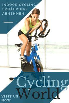 Indoor Cycling ist Ausdauersport mit Fettverbrennungsgarantie! Jetzt starten und langfristig schlank werden! #indoorcycling #spinning #ausdauertraining #abnehmen #fettverbrennen #Cyclingworldnet