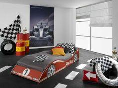 Camas para niños   diseño de automóviles - DecoraHOY