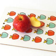 Apple on apples
