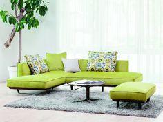HUKLA KASTOR 2P Sofa