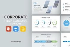 Corporate Free Presentation Template