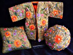 Tonys Handwerkblog: kimono.speldenkussen en temaribal