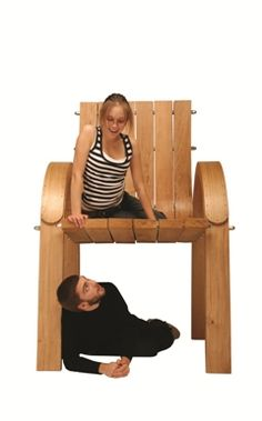 Check out the deal on Giant Chair at Eco First Art