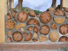The versatility of cordwood construction method is another advantage. This building technique can be used for construction of houses, garden sheds, garden rooms, saunas, cabins or any other small structures. Small constructions are a good alternative and give your garden a rustic look. A shed for storing garden tools is a very practical option. Even a sauna can be built using this method as an option to the traditional sauna, where only wood is used. Cordwood masonry can be combined with…