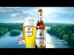 """Krombacher """"eine Perle der Natur"""" Werbung 2013 - YouTube"""