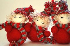 Items similar to Little Lad Tomte Christmas Decoration or Ornament on Etsy Christmas Gnome, Christmas Wreaths, Christmas Decorations, Holiday Decor, Swedish Tomte, Elves, Needle Felting, Valentines, Seasons