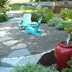 Home ceramic pot water feature Design Ideas, Pictures, Remodel and Decor