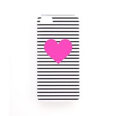 Heart iPhone Case.
