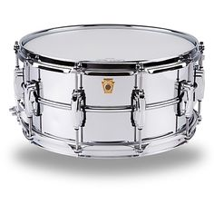 Ludwig Smooth Chrome Plated Aluminum inch x 14 inch Snare Drum w/ Imperial Lugs & Supra-Phonic Strainer Size: inch, Silver,Ludwig Smooth Chrome Plated Aluminum inch x 14 inch Snare Drum w/ Imperial Lugs & Supra-Phonic Strainer Size: 5 inch, Silver All Music Instruments, Arena Rock, Snare Drum, Drum Kits, Percussion, Chrome Plating, Amber, Shells, Brass