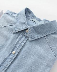 26dd83f71d HOOBEE DENIM Womens Distressed Button Down Denim Shirt Top    You can get  additional details
