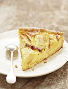 Alsaský jablkový koláč French Toast, Food And Drink, Breakfast, Ethnic Recipes, Basket, Bakken, Morning Coffee