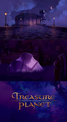 "nevillegonnagiveuup: "" endless list of films with gorgeous visuals → Treasure Planet Dang it, Jim. Disney Home, Disney Dream, Baby Disney, Disney Art, Disney Animation, Animation Film, Animation Studios, Disney Animated Movies, Disney Movies"