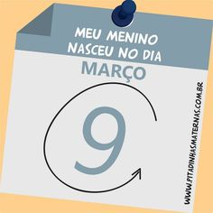 #9demarço #felizaniversário